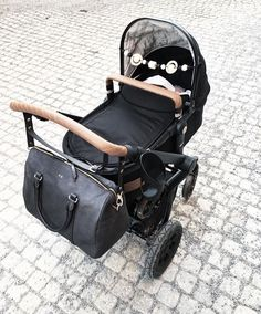 Did you know that you can easily attach your JOSEFINA to your stroller? It has an adjustable leather strap with an easy clip-on stroller strap system via four snaps. Please keep in mind if you want to place your order before Christmas: Baby Jogger Stroller, Best Baby Strollers, My Baby Girl, Baby Love, Baby Necessities, Baby Essentials, Baby Prams, Traveling With Baby, Baby Outfits