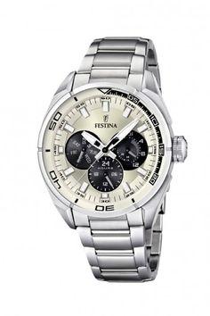 Festina Men's Sport heren horloge F16608-2 | JewelandWatch.com