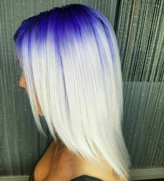 My future hair but a different shadow root color. Not sure what yet