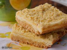 Lemon Cheese Bars | mrfood.com