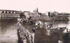 عراق الموصل شارع الكورنيش حاليا