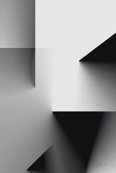 GARDNER KEATON STRUCTURED ART Jim Keaton | Artist | Black and White 5