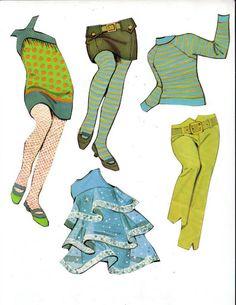 (⑅ ॣ•͈ᴗ•͈ ॣ)♡                                                            ✄The Mods 1967