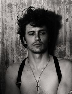 Mariano Vivanco | James Franco as Robert Mapplethorpe in GQ Style Germany