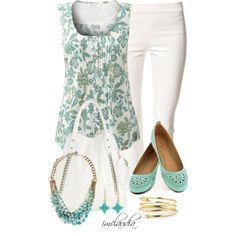 Sweet Summer by imclaudia-1 on Polyvore featuring EAST, Zara, Sugarhill Boutique, Carlos by Carlos Santana, Stella & Dot, Ten Thousand Things and Rachel Zoe