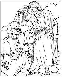 Pin By Brenda Reynolds On Sunday School Jesus Heals