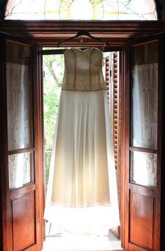Wedding Dress Bride Anke Reusken