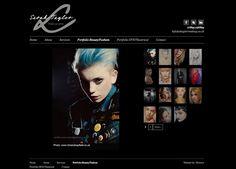Risultati immagini per portfolio make up artist | portfolio ...