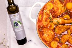 Discover how to make this simple yet delicious Apricot Chicken Casserole with a little help from our Olive oil. Sauce For Chicken, Chicken Wings, Apricot Chicken, Sweet Chilli, Fresh Thyme, Free Range, Tomato Paste, Chicken Casserole, I Love Food