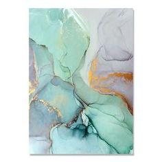 Abstract Watercolor Canvas Prints Embla - Abstract Canvas Wall Art - Ideas of Abstract Canvas Wall Art Abstract Watercolor Art, Abstract Wall Art, Canvas Wall Art, Canvas Prints, Simple Watercolor, Mandala, Fine Art Paper, Painting Prints, Art Prints