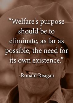 Do you remember these words of wisdom from Ronald Reagan? Click for more famous quotes from Ronald Reagan.