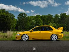 Yellow EVO anyone?