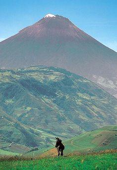 Tungurahua Volcano, Banos + Riobamba http://www.lastfrontiers.com/ecuador/regions/banos-and-riobamba
