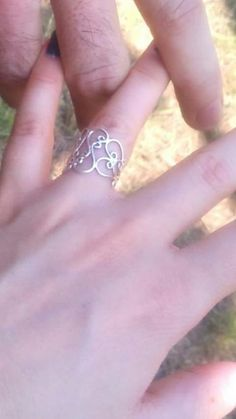 FOUNDSouthamptonFound this very pretty and distinctive wedding ring