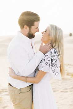 It's great to have a beautiful setting for your engagement session, it looks incredible on the photographs and can help you both feel more at ease interacting with the scenery. Grace and Jeremy's engagement shoot took place in the warm sand of Dubai withLizelle Goussard Photography who captured tender moments, sweet details and laughter so...  Read more »