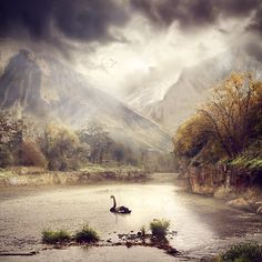 Serene Fantasy Photo Manipulation - Photoshop Tutorials