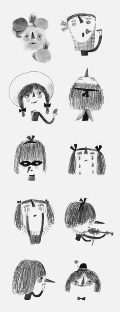 Illustrations || APANONABLOG
