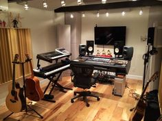 GianMarco recording studio GIK Acoustics Q7d Diffusors Soffit Bass Trap Acoustic Panelhttp://www.gikacoustics.com/client-spotlight/five-questions-gianmarco/