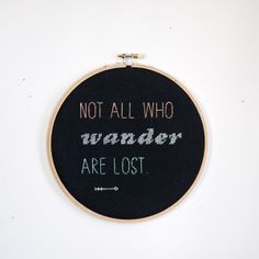 Not all lost