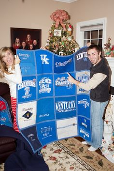 Kentucky Quilt made by quilt-tees.com