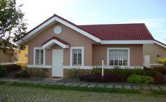 Fachadas de casas pequeñas tradicionales