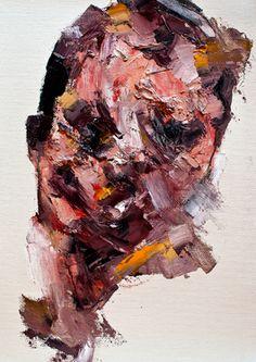 """Saatchi Online Artist Jaeyeol Han; Painting, """"Passersby, Glance, March"""" #art"""
