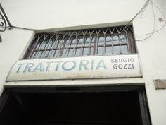 A Florentine in Florence: Trattoria da Sergio in San Lorenzo
