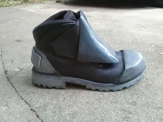 Cool way to do Mando boots