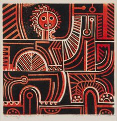 Discover the value of your art. Our database has art auction market prices for Paratene Matchitt, New Zealand and other Australian and New Zealand artists covering the last 40 years sales. Pattern Images, Pattern Art, New Zealand Art, Madhubani Art, Maori Art, Australian Art, Cool Art, Awesome Art, Linocut Prints