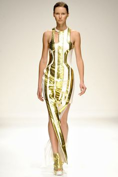 David Koma Spring 2011 Ready-to-Wear Fashion Show Collection