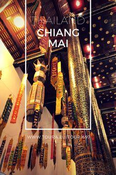 Chiang Mai Buddhist Temple