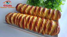 Bread Bun, Turkish Delight, Calzone, Freshly Baked, Brunch, Hot Dog Buns, Baked Potato, Sausage, Bakery