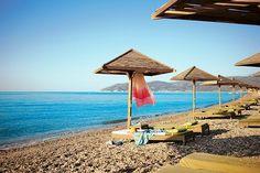 Doryssa Seaside Resort - Pythagorion, Kreikka - #Finnmatkat Parasta perhelomaa Samoksella tasokkaassa Blue Villagessa