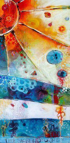 This sacred journey - Tracy Verdugo