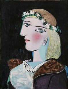 Picasso and Marie-Therese @ Gagosian through 7/25/11 #chelsea #artgallery