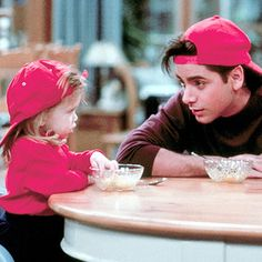 Have Mercy! 27 Times You Adored Uncle Jesse: There are a whole lot of reasons to love Full House, and Uncle Jesse's supersweet relationship with little Michelle is definitely one of them.