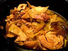Guttas Kjøkken: Fårikål i Crock Pot