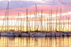 Sunset Dreams. Geelong Waterfront. #visitvictoria by chip_shots http://ift.tt/1JtS0vo