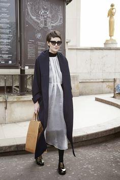 street style chic   baby love   Louis Vuitton bag with Celine sunglasses and a Sandro coat....   Una perfetta armonia di stile, colore e materiali ....   shopper's diary: marble and milkweed | gar