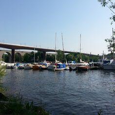Tantolunden i Stockholm, Storstockholm