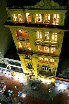 Centro Cultural Érico Veríssimo  Foto: Guilherme Santos/PMPA  Homenagem da Foxter Cia. Imobiliaria   http://www.foxterciaimobiliaria.com.br