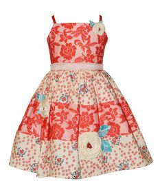 Look at this Poppy Lorelai Dress - Infant, Toddler & Girls on #zulily today!