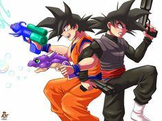 Dragon Ball Image, Dragon Ball Z, Goku Y Black, Dbz Memes, Anime Sketch, Star Art, Anime Art Girl, Animes Wallpapers, Rwby Bumblebee