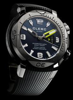 Clerc Hydroscaphe H1 Chronometer