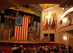 Fords Theatre Top 10 things to do in Washington DC