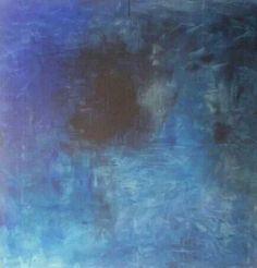 Profondo blu Massimo Dell'Armi #pittoricontemporanei