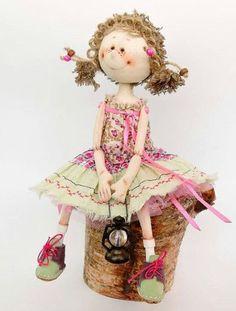 Doll Toys, Baby Dolls, Toy 2, Cute Dolls, Fabric Dolls, Baby Patterns, Softies, Handmade Art, Lana