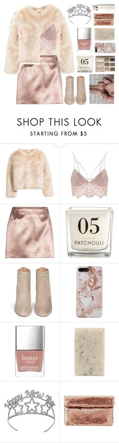 """Untitled #3058"" by tacoxcat ❤ liked on Polyvore featuring For Love & Lemons, Aquazzura, Butter London, Meraki and Charlotte Russe"