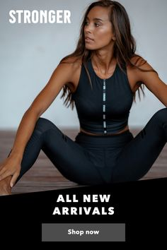 The new Hero Collection from Stronger. Group Fitness, Wellness Fitness, Yoga Fitness, Fitness Tips, Yoga Leggings, Workout Leggings, Yoga Pants, Yoga Workouts, Workout Gear