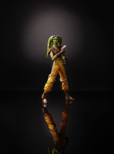 Hera Syndulla Black Series Figure revealed by Hasbro at SDCC '16.